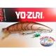 Artificielle LX Minnow Yo-zuri, 11 CM-19,5 GR Flottant couleur:GSCF - FC.AR31