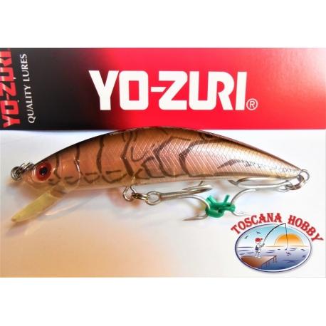 Künstliche LX Minnow Yo-zuri, 11CM-19,5 G Floating farbe:GSCF - FC.AR31