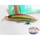 Artificielle Livebait Minnow Yo-zuri, 7CM-7,5 GR Flottant couleur:TSA - FC.AR32