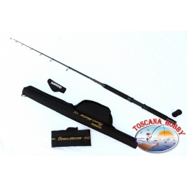 Rod Shimano Travel Best Master Midi 8-12 pounds, stand up to FC.CA28