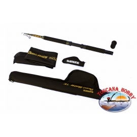 Canna Shimano Travel Best Master Te 12-16 libre, stand up FC.CA29