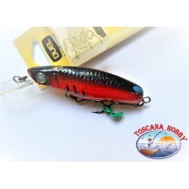 Artificial Zombie Minnow, Duelo, 7CM-6,5 GR Flotante color:RC - FC.AR41