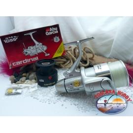 Reel ABU Garcia 1055 F new in box extra spool.FC.M81
