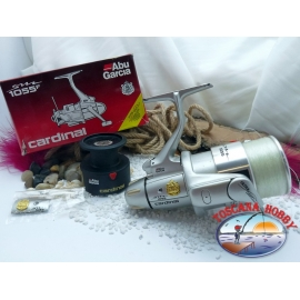 Reel ABU Garcia 1055 F nuevo en caja extra de bobina.FC.M81