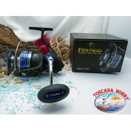 The reel FIN-NOR Tidal 575 Spinning the sea.FC.M88