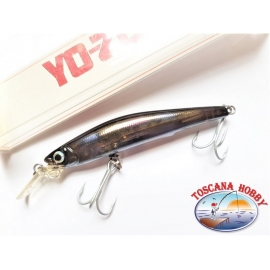 Artificial Magnet Minnow 90 YO-ZURI, 9CM-9GR floating color:HGRB - FC.AR54