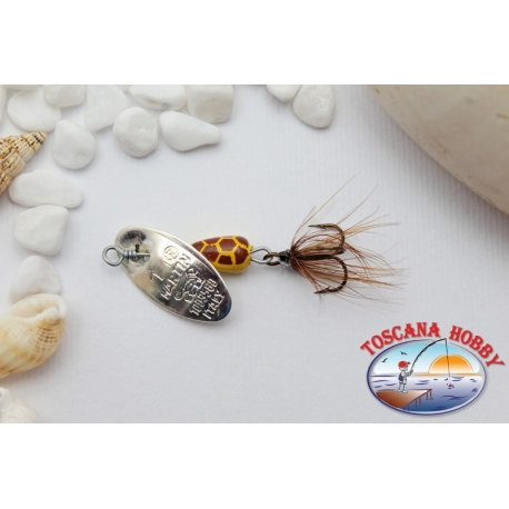 Spoon baits, Panther Martin gr. 1 - Scoop-Silver.R1