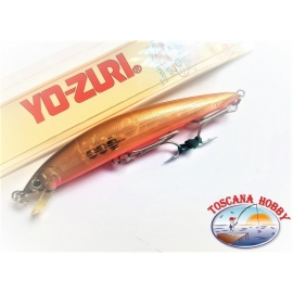 Artificial Magnet Minnow 120 YO-ZURI, 12CM-17GR floating color:HGNG.FC.AR55