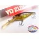 Artificial de la Manivela|No Shad, YO-ZURI, de 7.5 CM-11GR flotante color:TMGL.FC.AR56