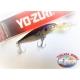 Künstliche Crankin Shad YO-ZURI, 7,5-CM-11GR floating farbe:TMB.FC.AR57