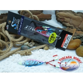 Metal Jig Abu Garcia Shore Skid Salty Stage 20 gr. Color Bpk