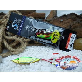 Metal Jig, Abu Garcia Shore Skid Salty Stage 20 gr. Color grg.FC.BR390