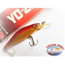 Artificial 3D MINNOW, YO-ZURI, 6.5 CM-7 GR Suspend color:GR.FC.AR61