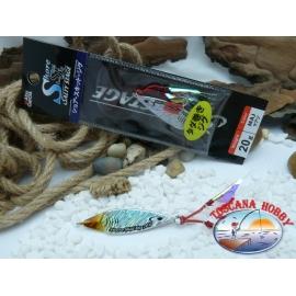 Metal Jig, Abu Garcia Shore Skid Salty Stage 20 gr. Color MAJ.FC.BR393