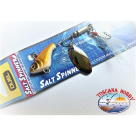 Künstliche SALT SPINNER, DUEL, 14GR. farbe:GR.FC.AR62
