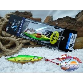 Metal Jig, Abu Garcia Shore Skid Salty Stage 30 gr. Color GRG.FC.BR396