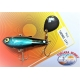 Artificiales Vibe Hoja Bass Edition, DUELO, 24gr. Hundimiento rápido color:DB.FC.AR65