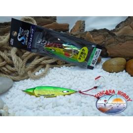 Metal Jig Abu Garcia Shore Skid Salty Stage 40 gr. Color GRG. BR.402