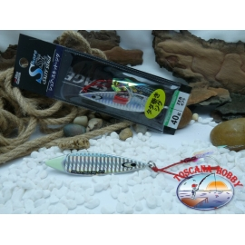 Metal-Jig von Abu Garcia Shore Skid Salty Stage 40 gr. Color ZEB.FC.BR405