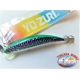 Artificial MINNOW EGI, YO-ZURI, 11cm-18gr. Floating color C60.FC.AR69