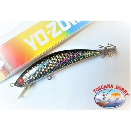 Artificial MINNOW EGI, YO-ZURI, 11cm-18gr. Floating color C4.FC.AR70