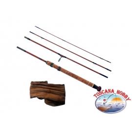 La Caña De La Vendimia De Bambú Refendu - Pesca Con Mosca.FC.CA57