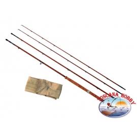 La Caña De La Vendimia De Bambú Refendu - Pesca Con Mosca.FC.CA61