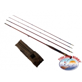 Cane Vintage Bamboo Refendu 1920 - fliegenfischen.FC.CA62