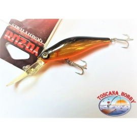 Artificial 3D SHAD,YO-ZURI, 6.5 cm-7 gr. suspend, colour GBL.FC.AR79