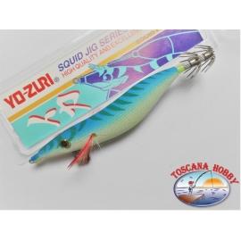 Artificial Squid JIG Series, YO-ZURI, 11cm. Size3. color L11. FC.AR83