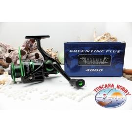 Angelrolle Allux 4000, Green Line Plus, spinning-und feeder-FC.M68