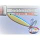 Artificielle de la DGPS METALLIC SARDINE , YO-ZURI, 80gr. couleur H2. FC.AR85