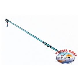 Canne à pêche à la Bolognaise 7 mt