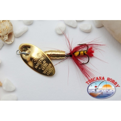 Spoon baits, Panther Martin gr. 3.R57
