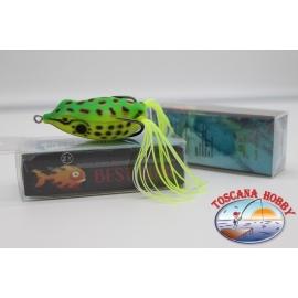 Artificial rubber FROG. 5.5 cm-14gr. color bullfrog.FC.AR93
