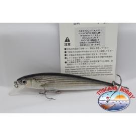 Künstliche Fischchen Cefaletto von 10cm-11,8 gr. sinking, farbe 363. FC.AR96