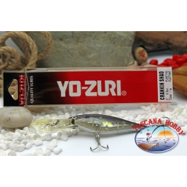 Artificiale YO-ZURI Cranking Shad Floating – 75 mm-11 g. Col. TMB.FC.BR423