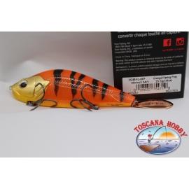 SEÑUELOS artificiales SEBILE, 9,5 cm-23,3 gr-7/8 oz, color naranja.FC.AR102
