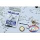 1 Pack of 5 pcs Mustad cod. 34007 sz.4/0 steel with occhielloFC.A219