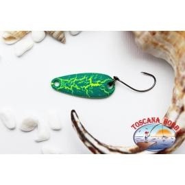 Teaspoon Waving trout light gr. 3,1 with monoamo cm - 3.FC.BR520