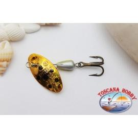 Cuchara de pesca Pantera Martin, rotando desde gr. 2 R. 43