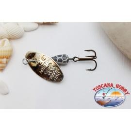 Cuchara de pesca Pantera Martin, rotando desde gr. 2,00 R. 46
