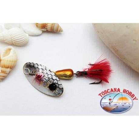 Cuchara de pesca Pantera Martin, rotando desde gr. 2,00