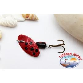 Cuchara de pesca Pantera Martin, rotando desde gr. 2,00 R. 47
