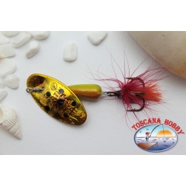 Spoon baits, Panther Martin gr. 6,00 - Holographic Bow.FC.R4