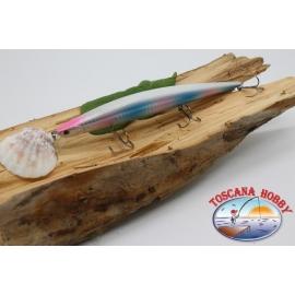 Pececillo Artificial de la VÍBORA de 17.5 cm-25gr. flotante, color: multicolor. FC.V11