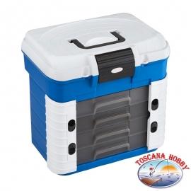 Case fishing polypropylene 420x303x H 400 mm, Plastic Panaro FC.S86