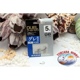 1 teaspoon 12pz love Duel cod. K573 sz.5 steel eyelet FC.A198