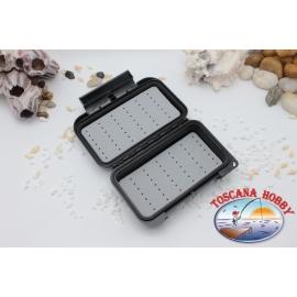 1 boîte de Meiho avec 3 compartiments, 11,5x7x2cm FC.B7