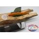 Artificiale Minnow VIPER, 15cm-21gr. floating,colore: arancio e oro. FC.V26